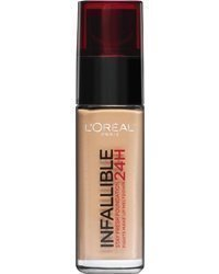 L'Oréal Infallible Foundation 24H 125 Natural Rose