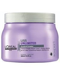 L'Oréal Liss Unlimited Mask 500ml