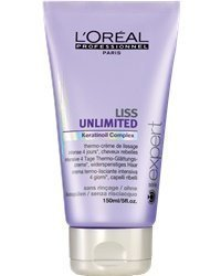 L'Oréal Liss Unlimited Thermo Blow-Dry Cream 150ml