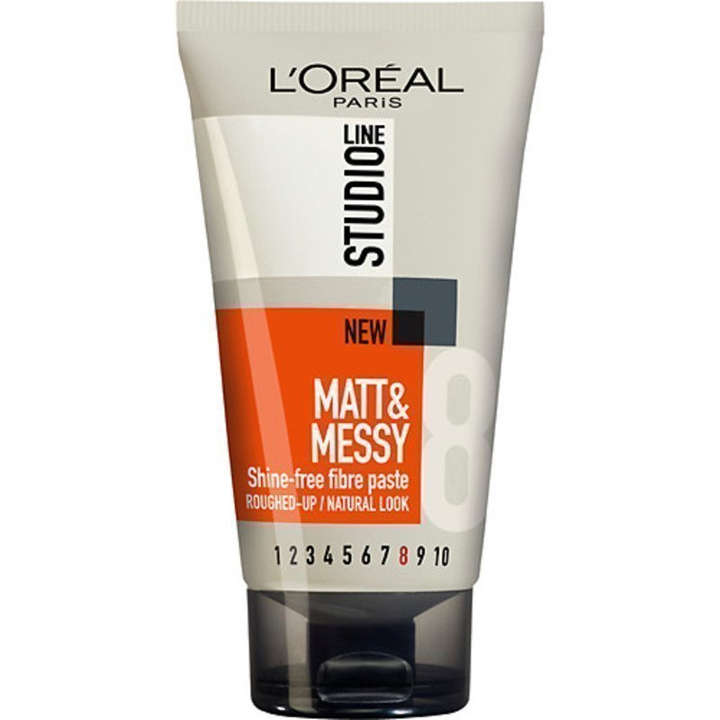 L'Oréal Matt & Messy Paste