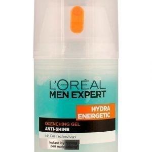 L'Oréal Men Expert Hydra Energetic Ultrakosteuttava Geeli 50 ml