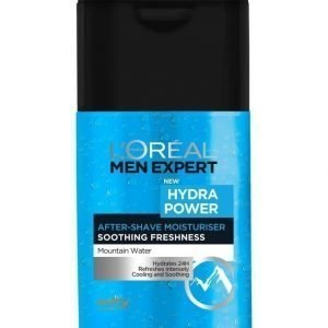 L'Oréal Men Expert Hydra Power Kosteuttava After Shave Balsami 125 ml