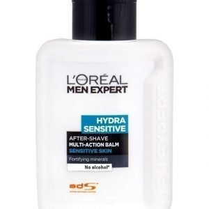 L'Oréal Men Expert Hydra Sensitive After Shave Balsami Herkälle Iholle 100 ml