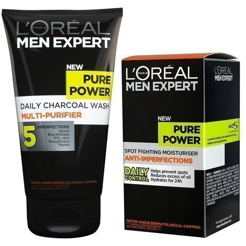 L'Oréal Men Expert Pure Power Duo
