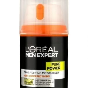 L'Oréal Men Expert Pure Power Kosteusvoide 50 ml