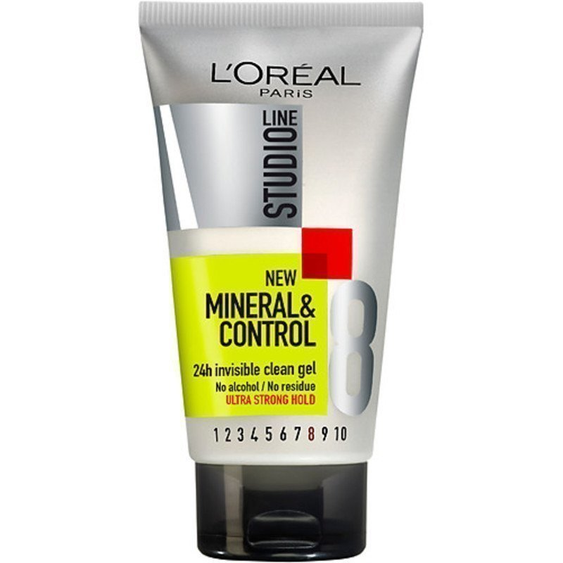L'Oréal Mineral FX Invisi Gel MegaStrong