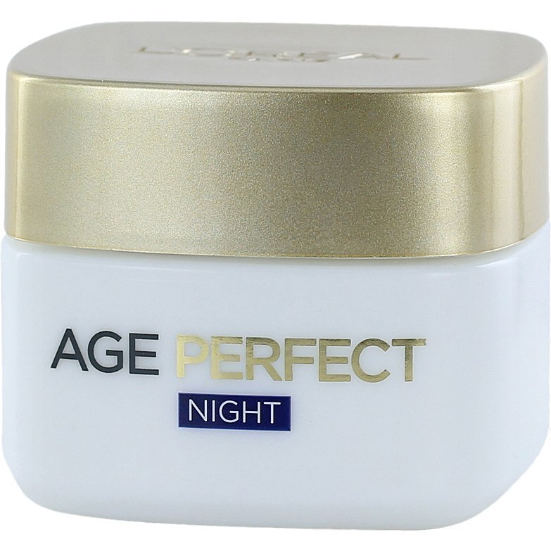 L'Oréal Paris Age Perfect Anti-Sagging Night Cream (For Mature Skin) 50ml