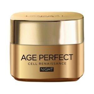 L'Oréal Paris Age Perfect Cell Renaissance Night Cream Yövoide 50 ml