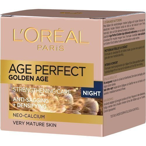 L'Oréal Paris Age Perfect Golden Age Night Cream