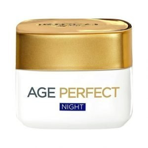 L'Oréal Paris Age Perfect Night Cream Yövoide 50 ml