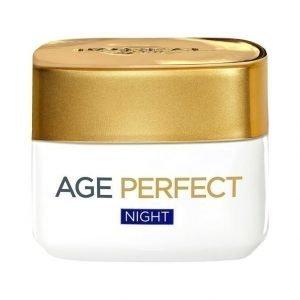 L'Oréal Paris Age Perfect Night Cream Yövoide 50 ml