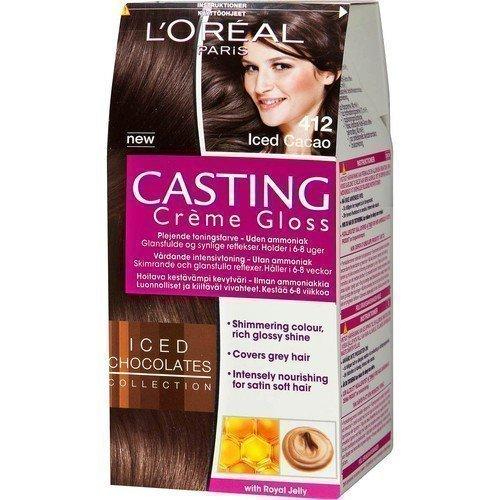 L'Oréal Paris Casting Crème Gloss 412 Iced Cacao