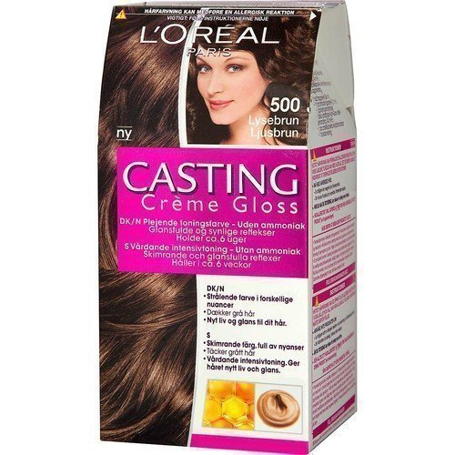 L'Oréal Paris Casting Crème Gloss 500 Light Brown