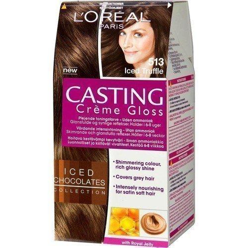L'Oréal Paris Casting Crème Gloss 513 Iced Truffle