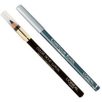 L'Oréal Paris Color Riche Le Kohl 101 Midnight Black