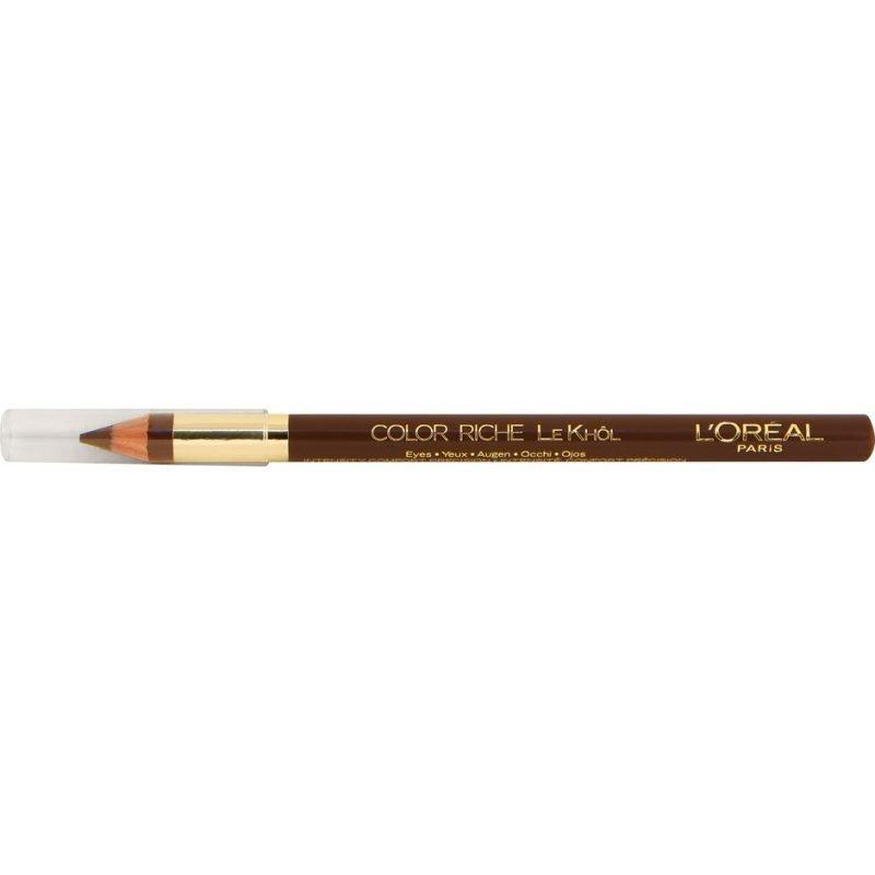 L'Oréal Paris Color Riche Le Kohl Kajal 104 Icy Cappuccino 3g