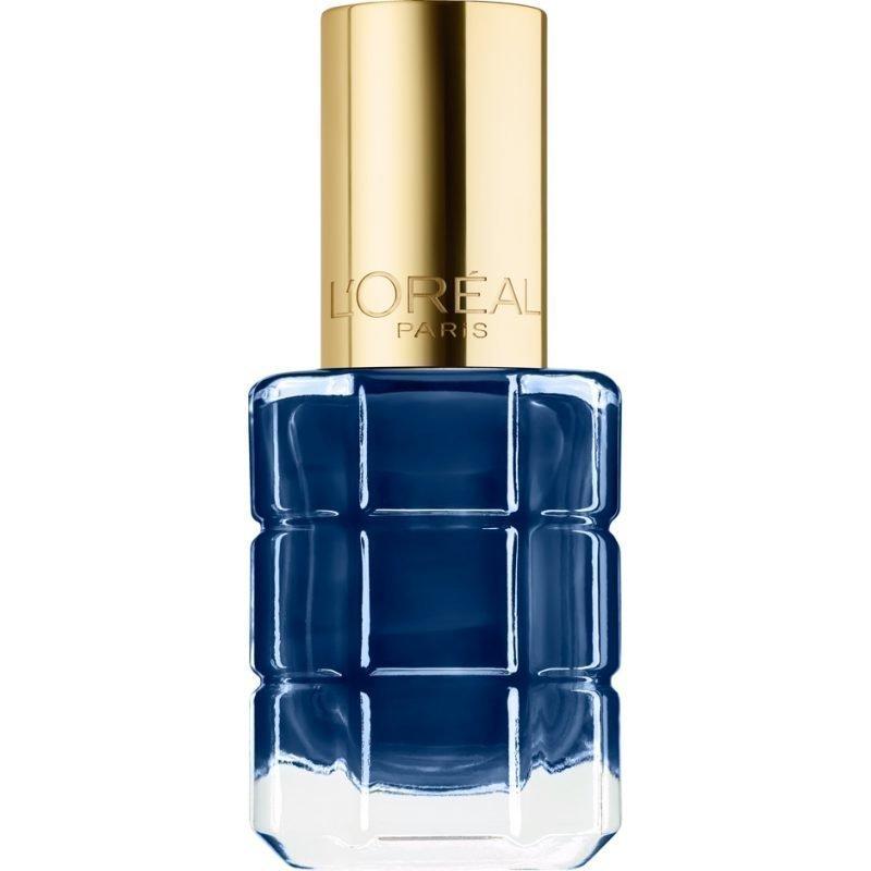 L'Oréal Paris Color Riche Le Vernis A L´Huile Nail Polish 668 Bleu Royal 13