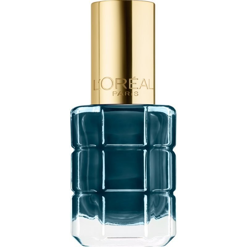 L'Oréal Paris Color Riche Le Vernis A L´Huile Nail Polish 670 Cobalt Indecent 13