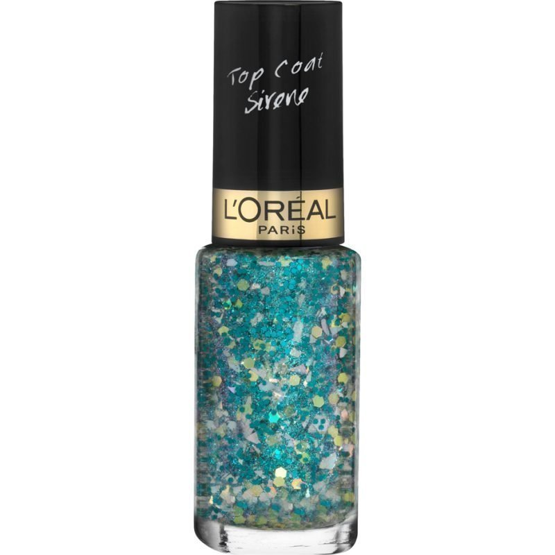 L'Oréal Paris Color Riche Le Vernis Top Coat 943 Under My Spell 3ml