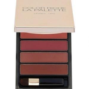 L'Oréal Paris Color Riche Lip Palette Huulipunapaletti
