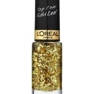 L'Oréal Paris Color Riche Top Coats Nu Päällyslakka