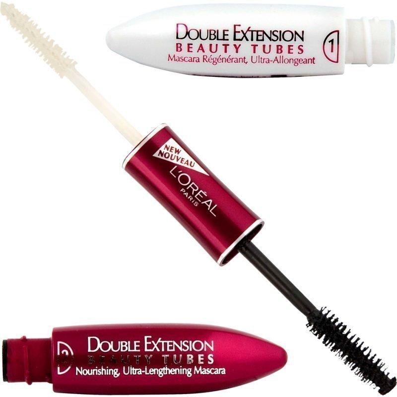 L'Oréal Paris Double Extension Beauty Tubes Black
