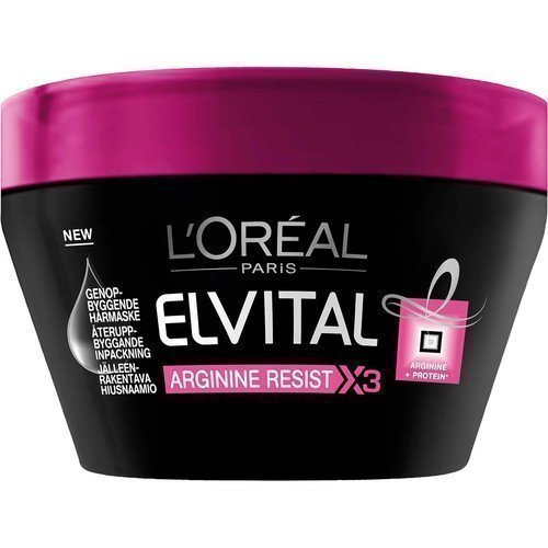 L'Oréal Paris Elvital Arginine Resist X3 Hair Mask