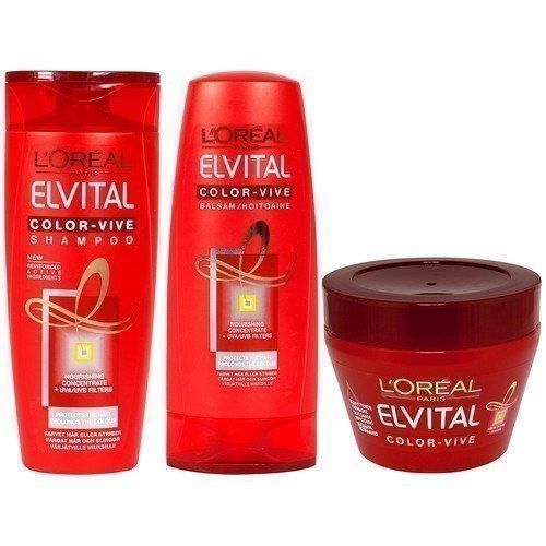 L'Oréal Paris Elvital Color-Vive Trio