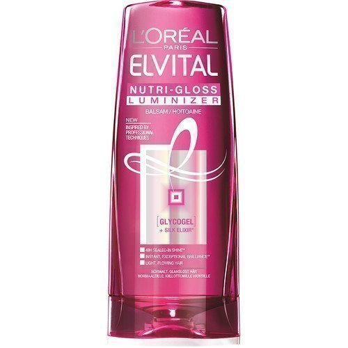 L'Oréal Paris Elvital Nutri-Gloss Luminizer Conditioner