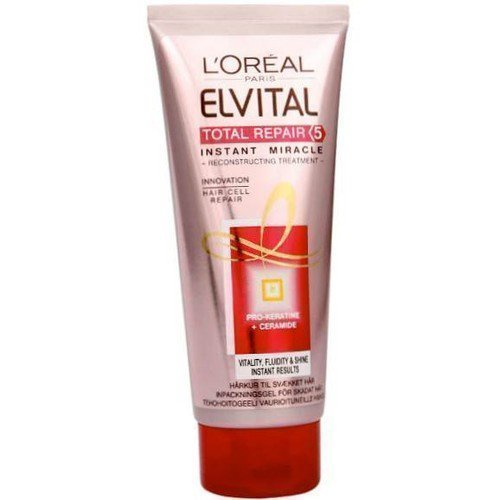 L'Oréal Paris Elvital Total Repair 5 Instant Miracle Reconstructing Treatment