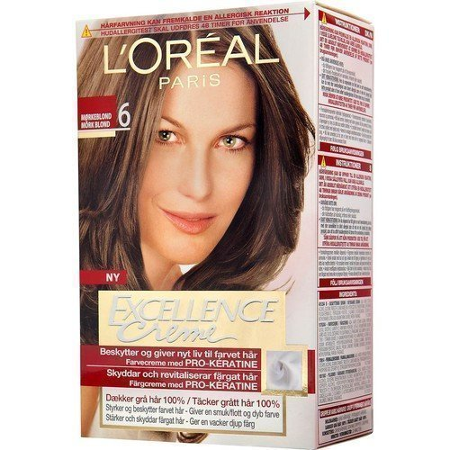 L'Oréal Paris Excellence Crème 6 Dark Blonde