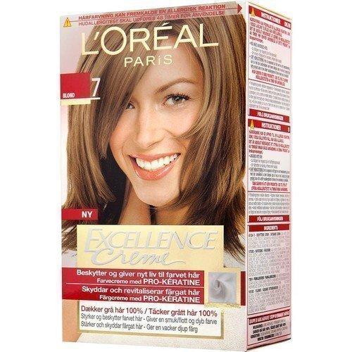 L'Oréal Paris Excellence Crème 7 Blonde
