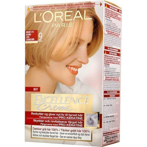 L'Oréal Paris Excellence Crème 9 Very Light Blonde