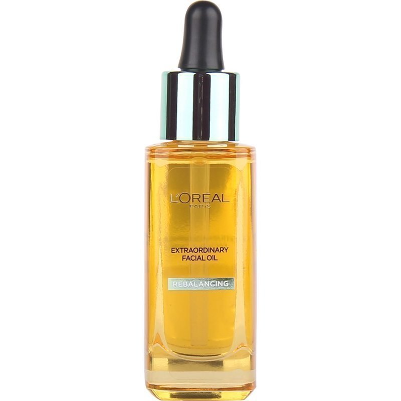 L'Oréal Paris Extraordinary Oil Rebalancing Facial Oil (Combination To Oily Skin) 30ml