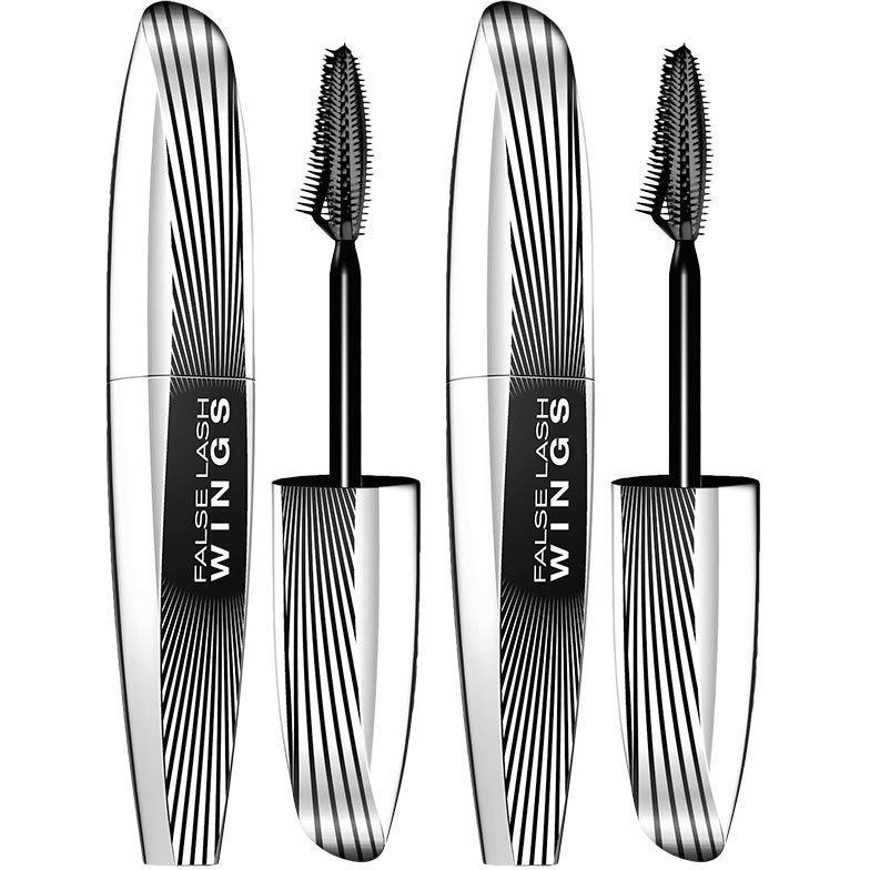 L'Oréal Paris False Lash Wings Mascara Duo 2 x Black 7ml