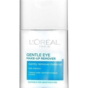L'Oréal Paris Gentle Eye Make Up Remover Hellävarainen Silmämeikinpoistoaine 125 ml