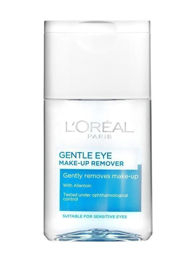 L'Oréal Paris Gentle Eye Make Up Remover Hellävarainen Silmämeikinpoistoaine 125 ml