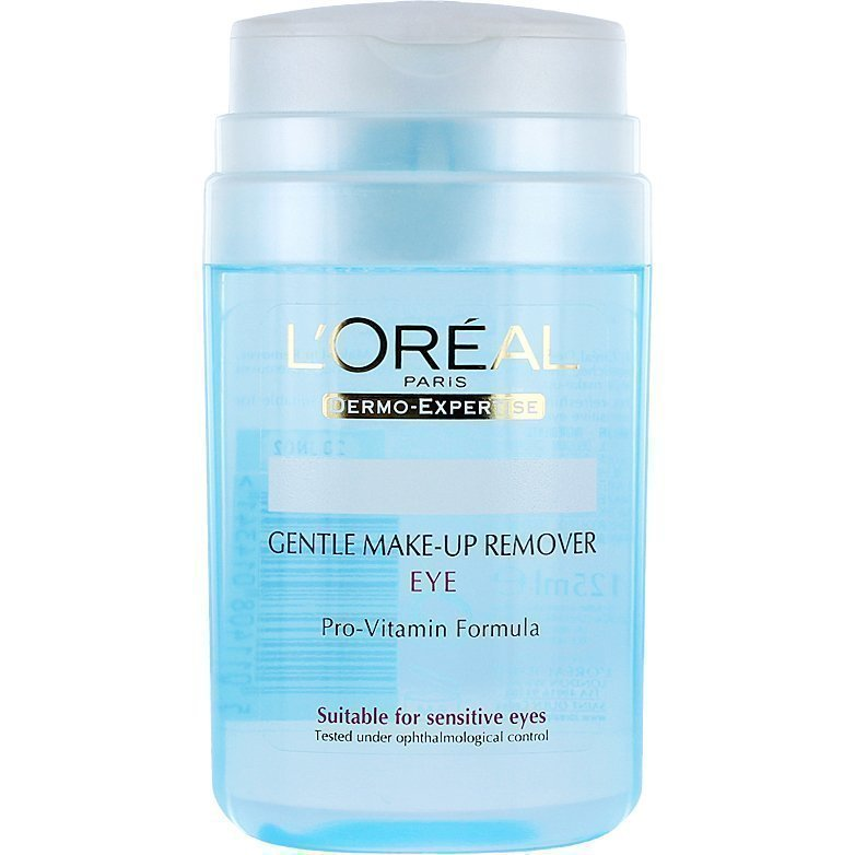 L'Oréal Paris Gentle Eye Makeup Remover 125ml