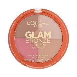 L'Oréal Paris Glam Bronze Healty Glow Paletti