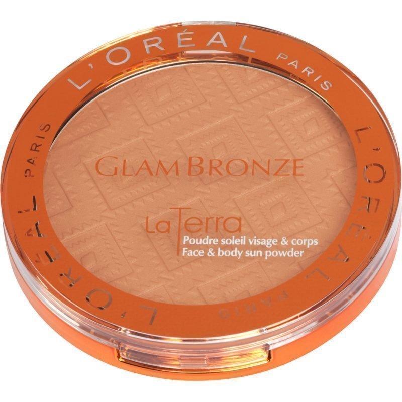 L'Oréal Paris Glam Bronze La Terra 01 Portofino