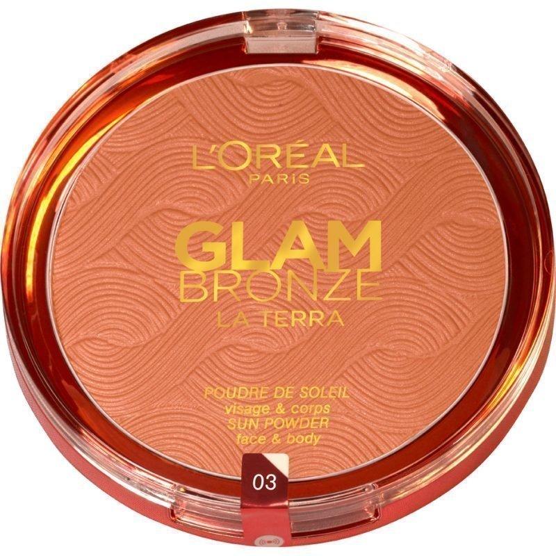 L'Oréal Paris Glam Bronze La Terra 03 Amalfi Medio