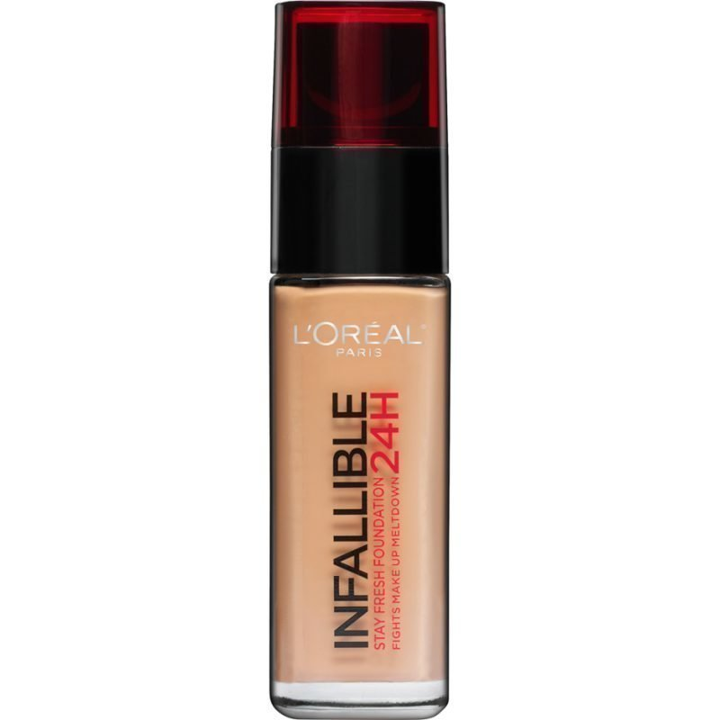 L'Oréal Paris Infallible All Day Stay Fresh Foundation 130 True Beige 30ml