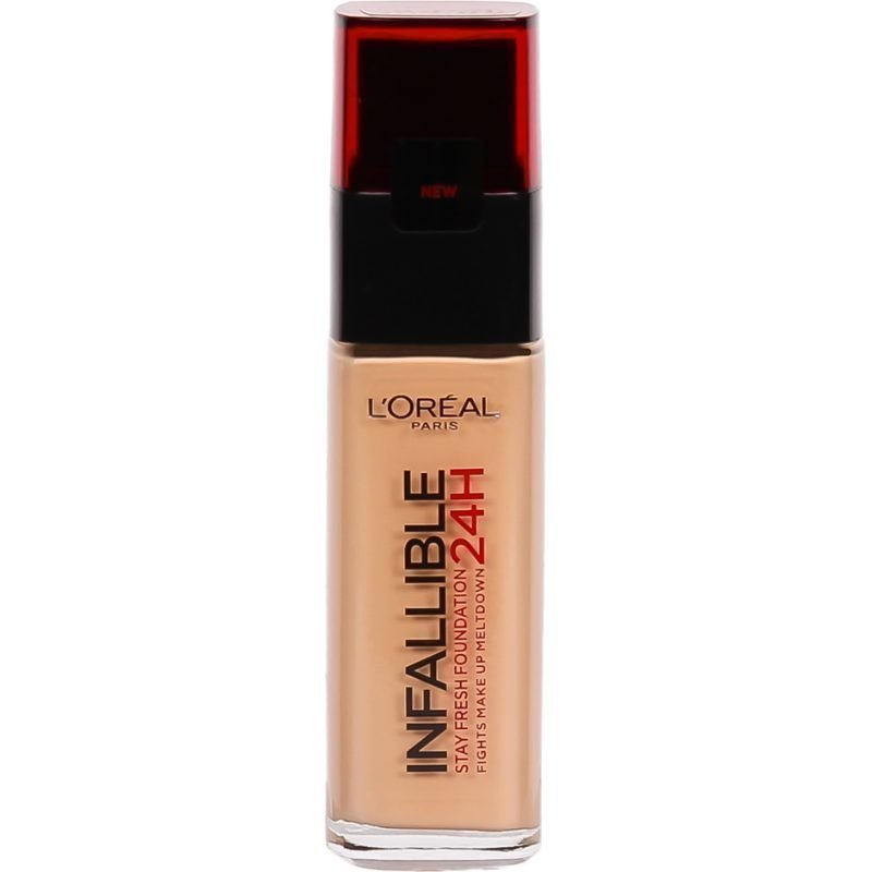 L'Oréal Paris Infallible All Day Stay Fresh Foundation 140 Golden Beige 30ml