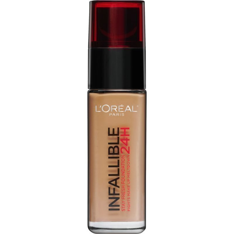 L'Oréal Paris Infallible All Day Stay Fresh Foundation 200 Golden Sand 30ml