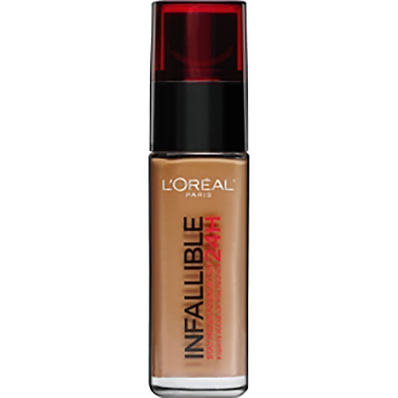 L'Oréal Paris Infallible All Day Stay Fresh Foundation 300 Amber 30ml