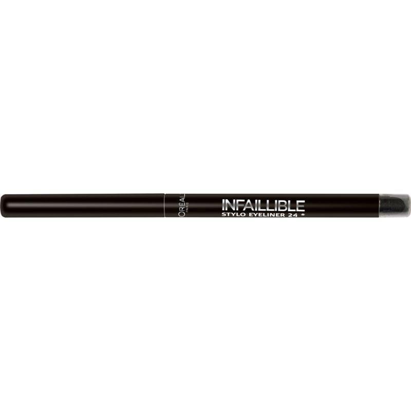 L'Oréal Paris Infallible Eyeliner 301 Night & Day Black