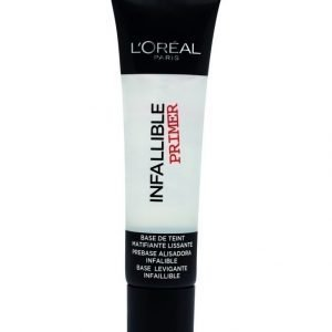 L'Oréal Paris Infallible Mattifying Primer Pohjustusvoide