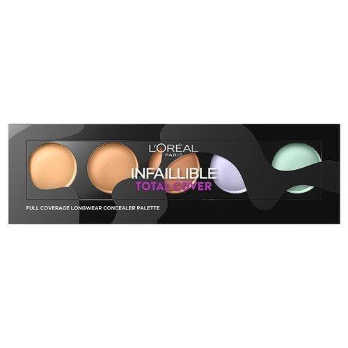 L'Oréal Paris Infallible Total Cover Concealer Palette