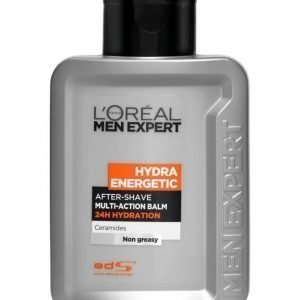 L'Oréal Paris Men Expert Hydra Energetic 24 H Kosteuttava After Shave Balsami 100 ml
