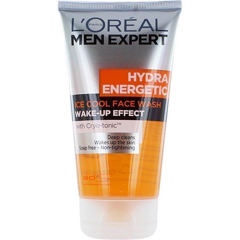 L'Oréal Paris Men Expert Hydra Energetic Foaming Cleansing Gel 150ml
